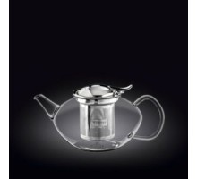 Заварочный чайник с металлическим ф-м Wilmax Thermo 650мл WL-888804